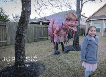 Jurassic Extreme Walking Dinosaur Costume
